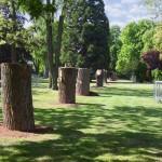 Bildhauersymposium 2011 im Albert-Schulte Park – Worms