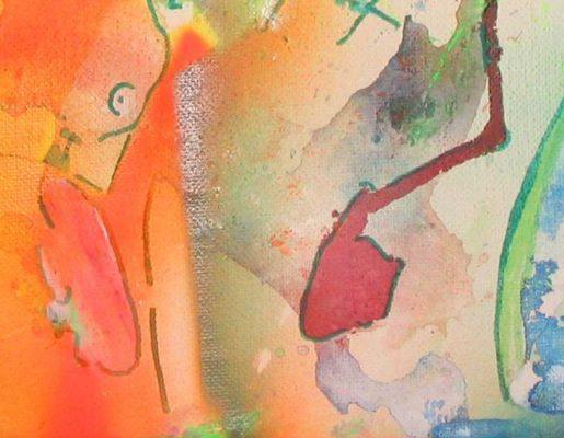 Malerei von Matthias Frey