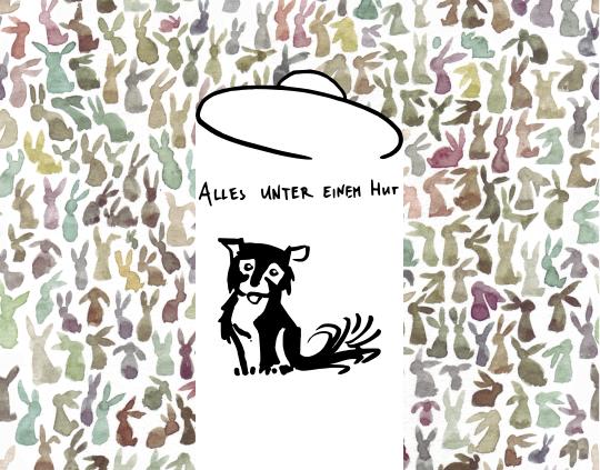 Sarah Rosenhahn - Alles unter einem Hut